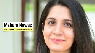 The First Class | Maham Nawaz
