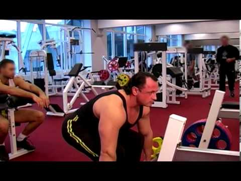 Виртуальный тренер по бодибилдингу