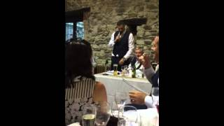 Chris Dicomidis Best Man Wedding Song - Boom Shake the Room(, 2015-07-20T10:48:49.000Z)