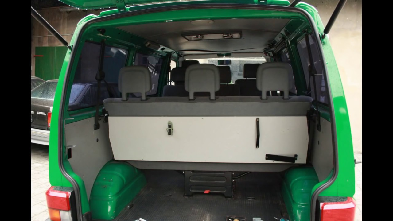 umbau tuning vw t4 polizei m s youtube. Black Bedroom Furniture Sets. Home Design Ideas