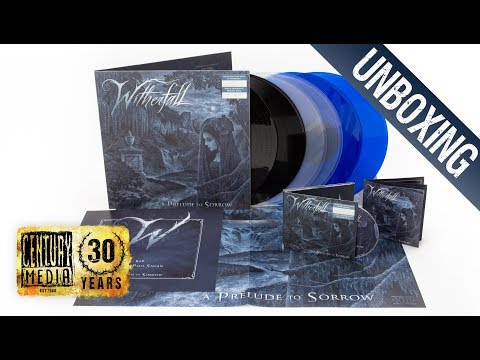 WITHERFALL - A Prelude To Sorrow (Unboxing)