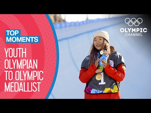 Olympic medallists when they were at the Youth Olympics - Winter Edition | Top Moments