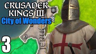 Let's Play Crusader Kings III: Venice: City of Wonders #3 - Accidentally Crusading Oops [Series A]