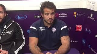 Kevin Le Guen après SA XV - Provence
