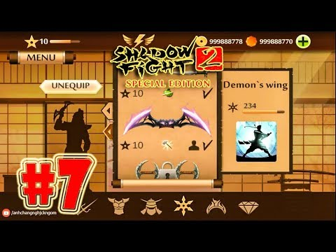 hacked shadow fight 2 special edition