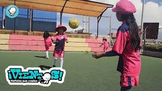 """""""Escuela de fútbol femenil"""""""