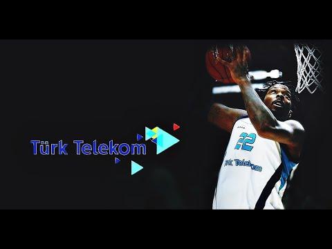 Kenny Gabriel • Türk Telekom • Highlights & Best Plays 2018/19ᴴᴰ