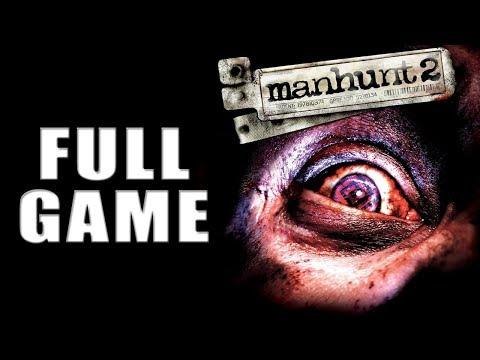 Manhunt 2【FULL GAME】Longplay