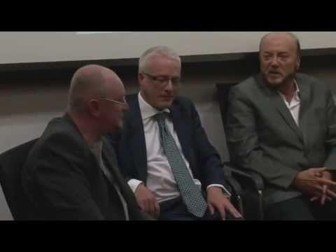Immigration Debate at University of Bradford, Jason Smith UKIP