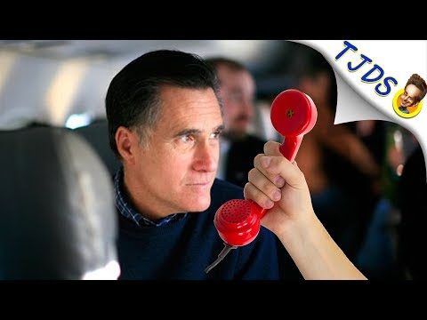 Mitt Romney Worries If Trump Is Angry With Him
