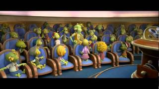 Planet 51 The Game PS3 Ending