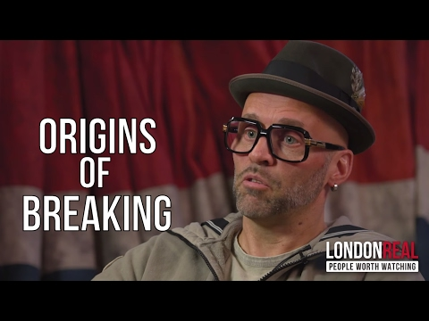 THE ORIGINS OF BREAKDANCING | BBoy Storm...