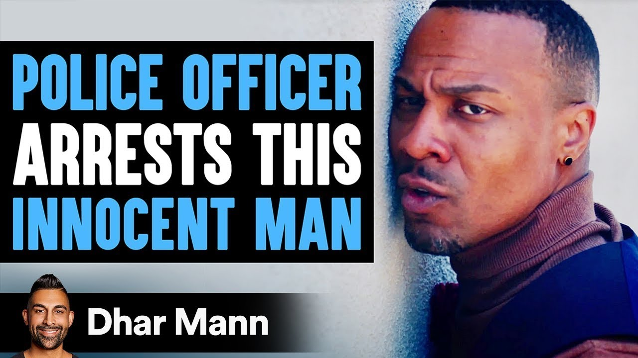Police Officer Arrests Innocent Man, Lives To Regret His Decision | Dhar Mann