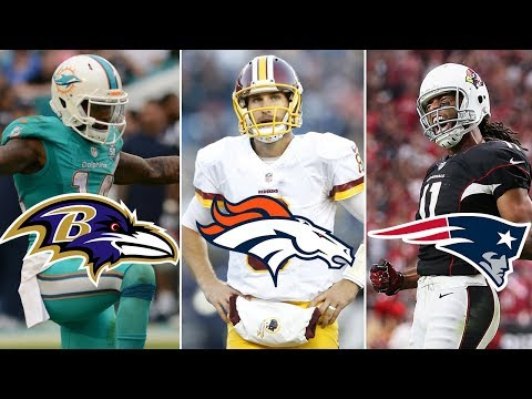 10 HUGE Moves That May Happen in The 2018 NFL Offseason