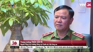 Quá trình vây bắt hai tử tù bỏ trốn - Tin Tức VTV24