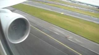 AA Boeing 777 Takeoff  FULL POWER Take Off INTENSE thumbnail