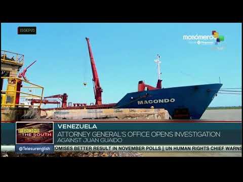 Venezuela: Investigation opened against Juan Guaido