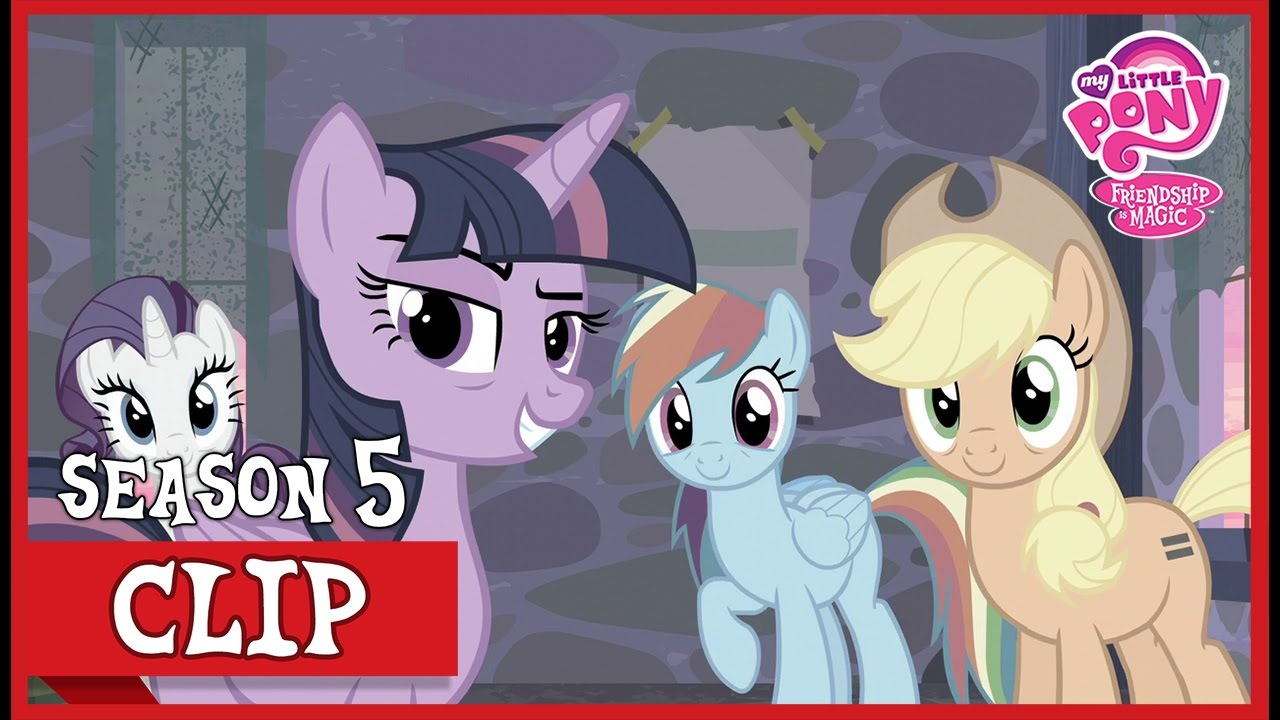 Download The Mane 6 With Equal Signs (The Cutie Map) | MLP: FiM [HD]