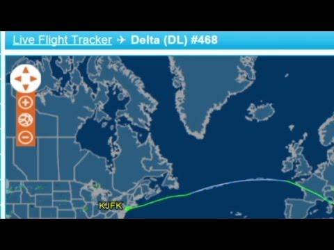 Delta Suspends Flights To Israel
