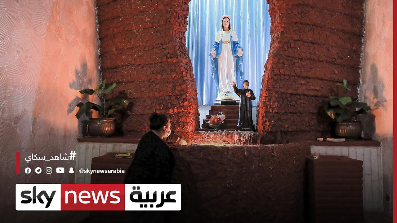 الأردن| كورونا تمنع الحجاج الكاثوليك من الوصول لنهر الأردن  - نشر قبل 3 ساعة