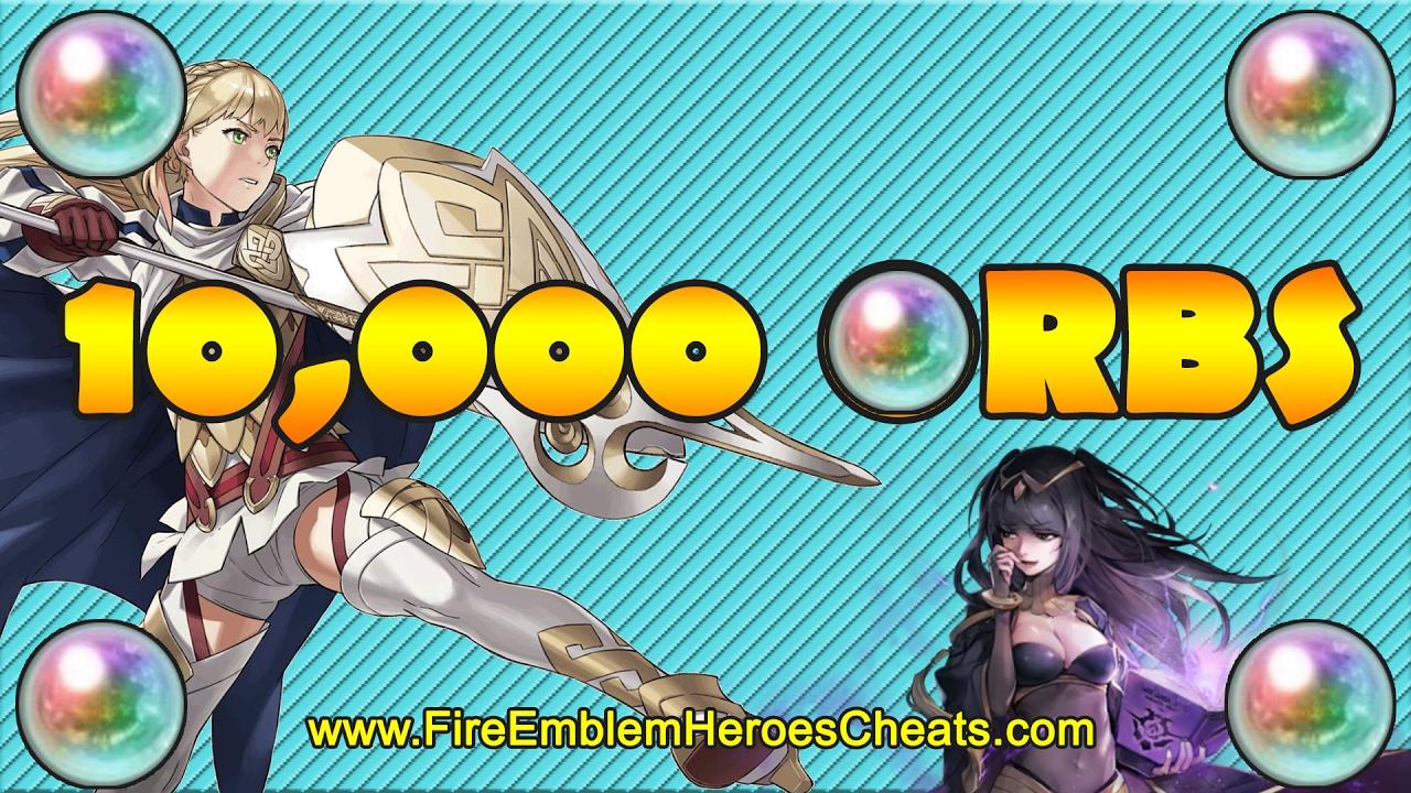 Fire Emblem Heroes Hack ORBS - Fire Emblem Heroes Cheats 2017
