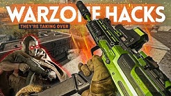HACKERS & CHEATERS Are Taking Over in Warzone...