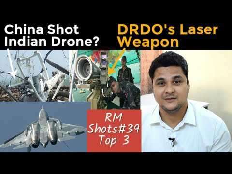 Top 3 | DRDO Laser Weapon,Glonass And Navic Cooperation