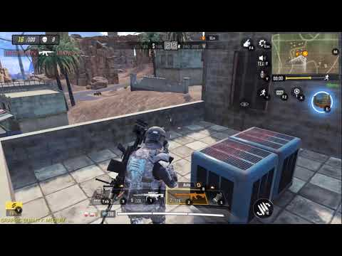 Call of Duty Mobile BATTLE ROYALE ISOLATED Solo 12 Kills Winner