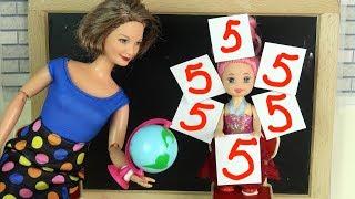 МИРОВАЯ БАБУШКА Мультик #Барби Школа Играем в Куклы Игрушки