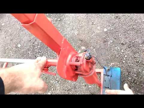 Электрический Вертел для барашка своими руками.