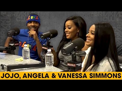 Simmons Family Talk 'Growing Up Hip-Hop', Rumors, Relationships, Business Endeavors + More