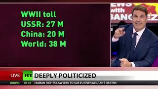 «Россию и Китай не пригласили осознанно» ведущий RT America о юбилее высадки в Нормандии