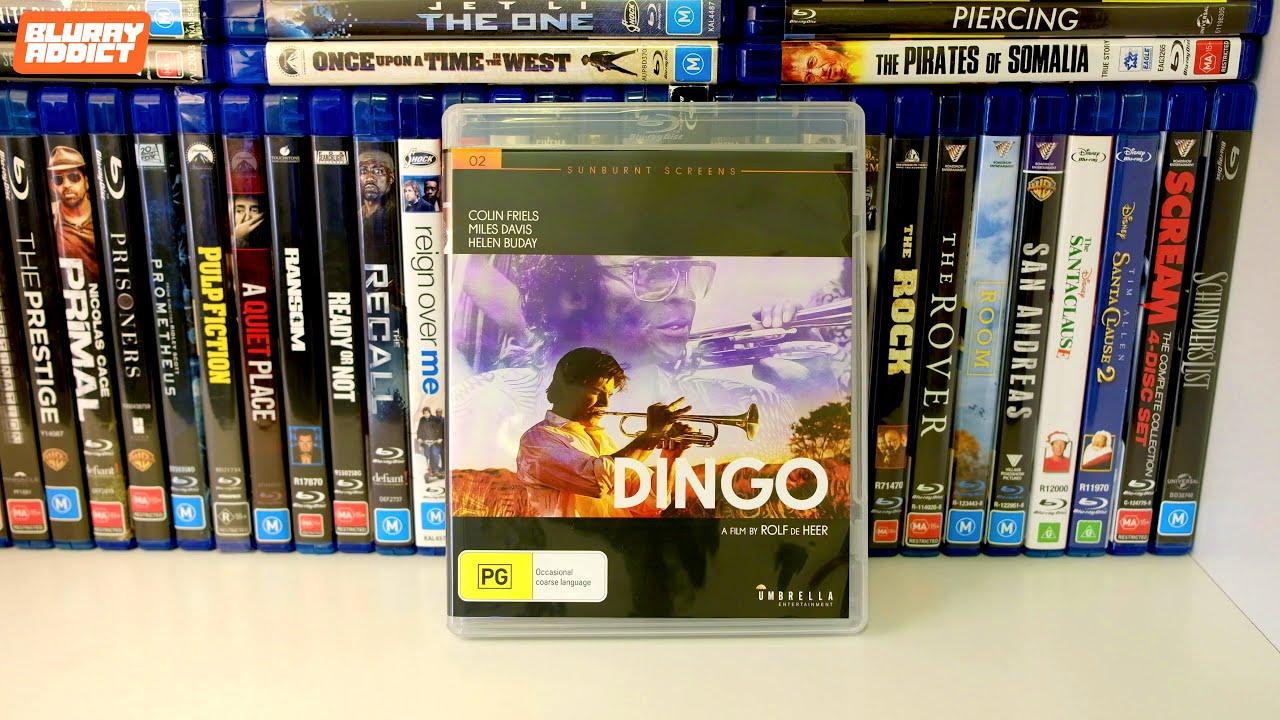 Dingo - Sunburnt Screens #02 - New Restoration From 4K Scan!