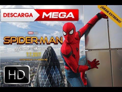 Como Descargar Spiderman: De Regreso a Casa (JULIO 2017) | HD | MEGA | GERAKLON HD