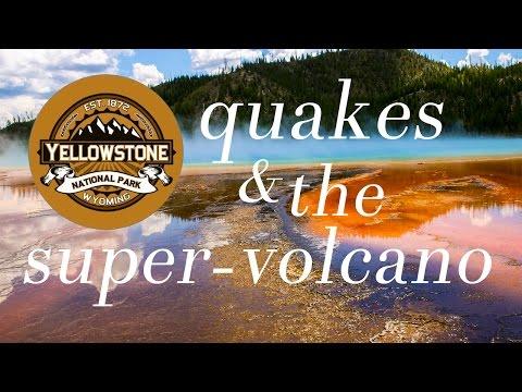 Yellowstone National Park quakes & super volcano caldera eruption (mini-documentary)