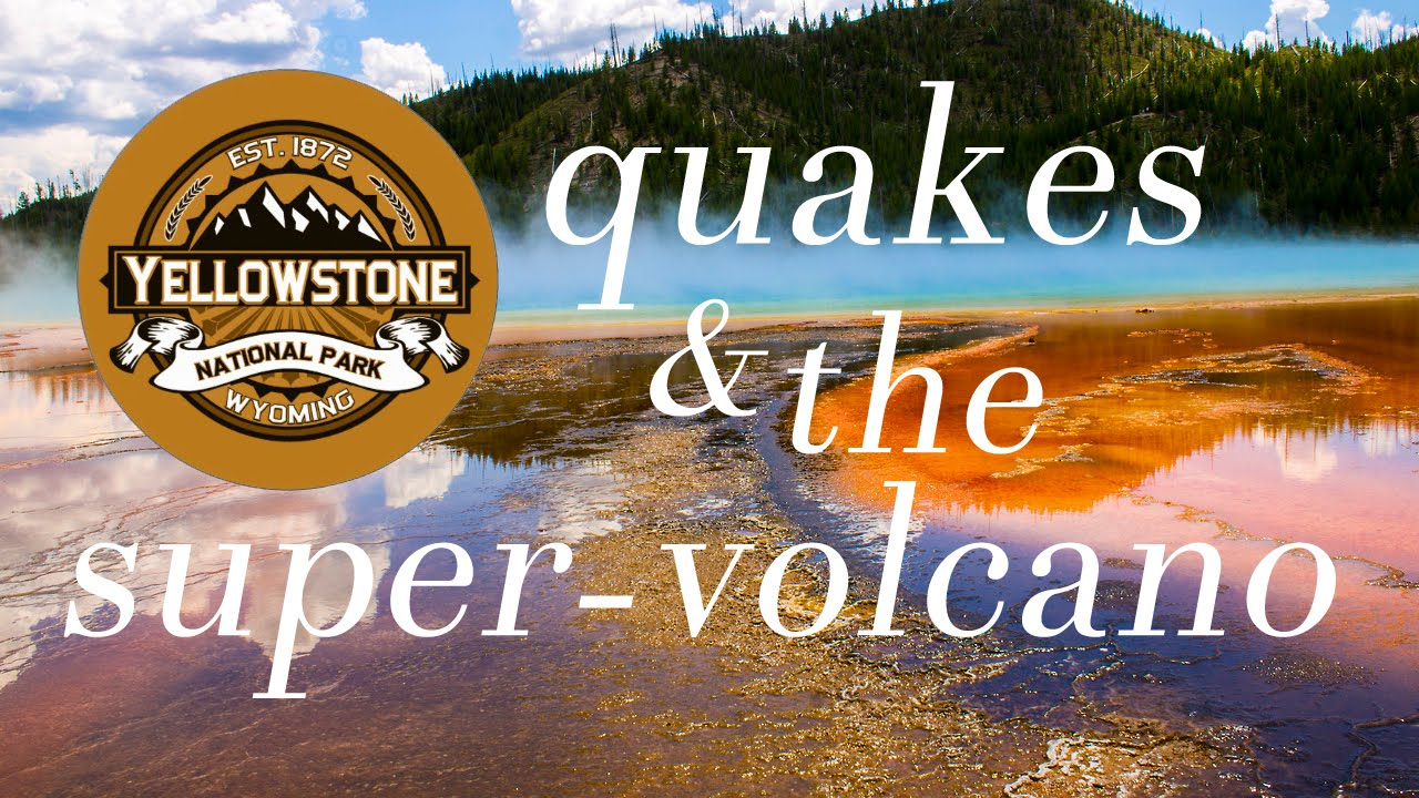Yellowstone caldera documentary