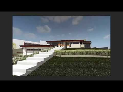 Revit architecture 2015 revit realistic exterior and for Revit architecture modern house design 1