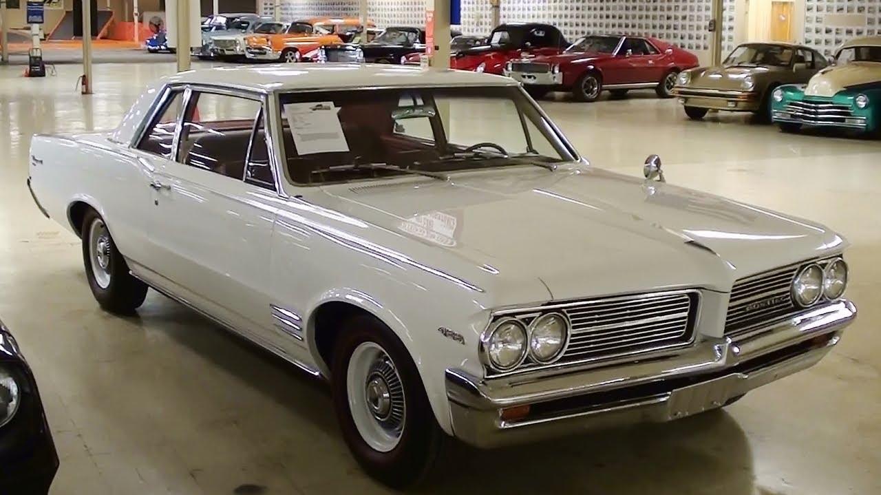 1964 Pontiac Tempest 455 V8 High Performance Muscle Car