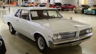 1964 Pontiac Tempest 455 V8 High Performance Muscle Car
