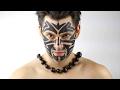 WWE Umaga Face Paint