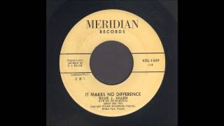 Billie J. Killen - It Makes No Difference - Rockabilly 45