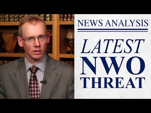 Merging EU and the US: Exposing the NWO Atlantic Union