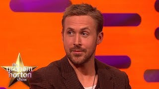 Ryan Gosling Tells a Strange Story About Cellophane | The Graham Norton Show