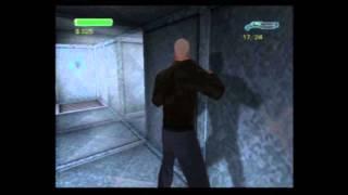 PS2 Minority Report - 7 - Mall City Courtyard Yeah Uh-Huh