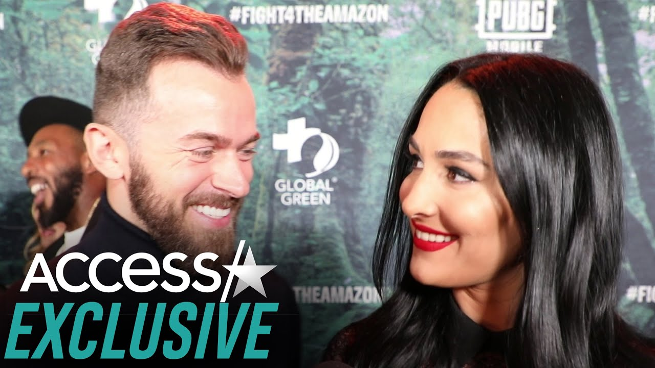 Artem Chigvintsev Reveals Why His Mom Thought Nikki Bella Would Be A Diva At First (EXCLUSIVE)