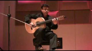Mir Ali plays Milonga at Miami International Guitar Festival