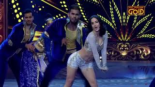 Elli Avram Live Performance At PTC Punjabi Film Awards 2018