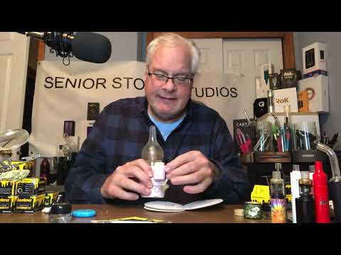 KANDYPENS OURA ERIG – LONG TERM USE DISCUSSION AND FULL DEMONSTRATION – WELL MADE HI END VAPE ERIG