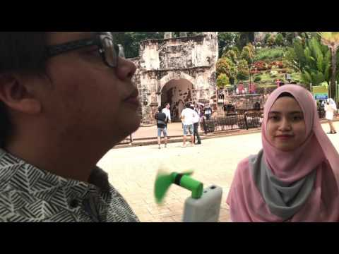 Tour Guiding Group Assignment: Attractions In Malacca