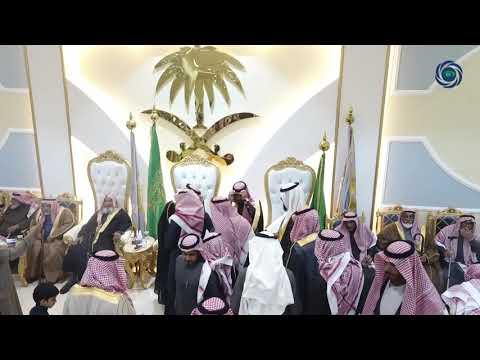 حفل زواج  عبدالله بن غلام  العفيش